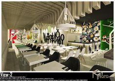 Interior Resto Raozen View - 2   nara.architects@gmail.com  