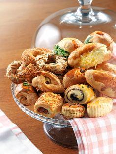 Tuzlu kurabiyeler- Salty Cookies