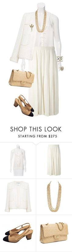 """""""P"""" by assema123 ❤ liked on Polyvore featuring Chanel"""