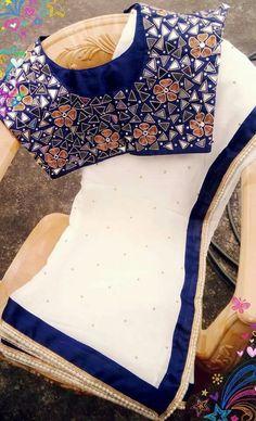 Saree Blouse                                                                                                                                                                                 More