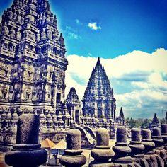Prambanan, Jogjakarta, Java