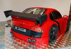 Tarta Audi R8