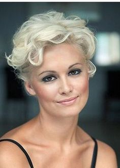 Short Curly Hairstyles For Women Over 40 Very Short Curly Hairstyles
