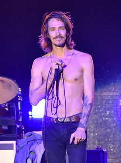 Brandon Boyd: The 25th Annual KROQ Almost Acoustic Christmas - Day 1