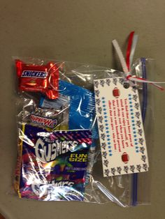 1000 Images About Treat Bags Amp Snacks On Pinterest Team