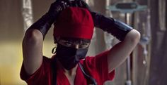 """Jen and Sylvia Soska's American Mary. """"American Mary"""" is their second feature and radically different from their debut """"Dead Hooker."""" The film shows signs of a maturing talent and willingness to push the envelope."""""""