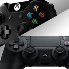 Infographic: Sizing Up the PS4 and Xbox One By Chloe Albanesius May 31, 2013