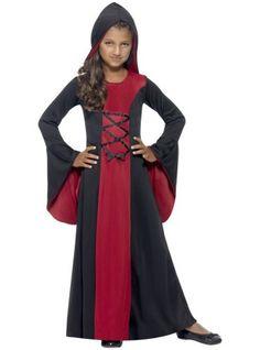 Kaufen Sie dieses tolle Vampiresse Dame Kostüm für Mädchen im online shop von Funidelia. Schnelle Lieferung und günstige Preise. Ca 21 eur - lieferzeit