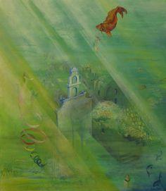 La scoperta della città invisibile - Laura Ballini, sezione arti grafiche e pittoriche