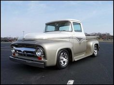 1956 Ford F100 ★。☆。JpM ENTERTAINMENT ☆。★。