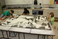 LOVE this art teachers blog!!!