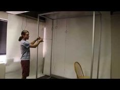 Hanging Hydroponics™ Set up Part 1 - YouTube