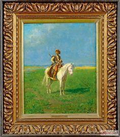 Aukcja katalogowa, Aukcja Dzieł Sztuki, Władysław Karol (syn) SZERNER, LISOWCZYK
