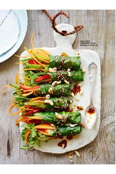 Nourish Cook Book 2014