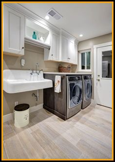 "Outstanding ""laundry room storage diy small"" info is offered on our internet site. Read more and you wont be sorry you did. Laundry Room Sink, Laundry Room Layouts, Farmhouse Laundry Room, Laundry Room Organization, Laundry Room Design, Organizing, Small Storage, Diy Storage, Storage Ideas"