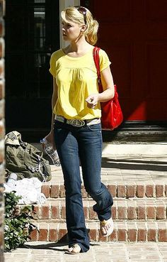 katherine Heigl #CelebritiesStreetStyle