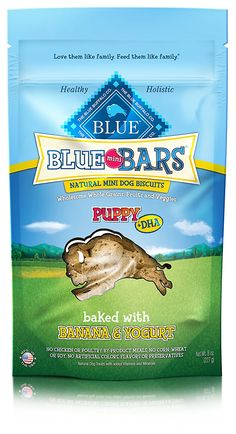 Blue Buffalo Life Protection Dog Treats >>> Tried it! Love it! Click the image. : Dog food types