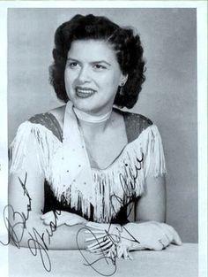 Portrait of Patsy Cline by ErosMyth on DeviantArt