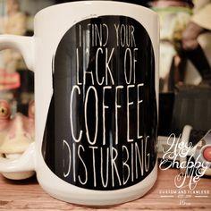 Darth Vader 15 oz Star Wars Coffee Mug by HeyShabbyMe on Etsy