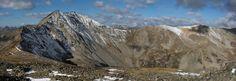 La Plata Peak,(5th highest peak in Colorado) a possibility for our honeymoon (part 2)