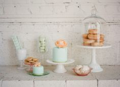 Peach & Emerald Event Wedding Design