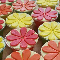 Fruits Cupcakes 🍋🍊