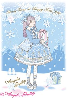 Angelic Pretty official site