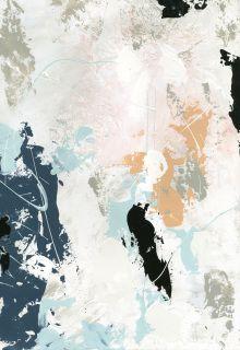 """""""The Encounter"""" Artist Terri Conrad #abstractart #abstract #art #contemporary #art"""