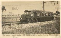 Vettura « Michelina » Trains, Rail Car, Busses, Transportation, Journey, Vehicles, Outdoor, Milano, Cars