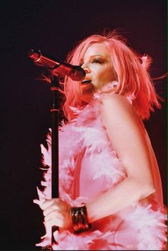Garbage - Shirley Manson, Photo by Natalia Magna Tolstova