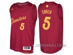 http://www.jordanaj.com/mens-cleveland-cavaliers-5-jr-smith-2016-christmas-day-burgundy-nba-swingman-jersey.html MEN'S CLEVELAND CAVALIERS #5 J.R. SMITH 2016 CHRISTMAS DAY BURGUNDY NBA SWINGMAN JERSEY Only $19.00 , Free Shipping!