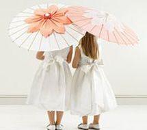 Wedding Colours: Coral and White - Primadonna Bride