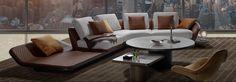 Reflex – мебель итальянской фабрики Reflex из Италии по низким ценам в PALISSANDRE.ru Outdoor Furniture Sets, Outdoor Decor, Home And Garden, Sofa, House Gardens, Home Decor, Settee, Decoration Home, Room Decor