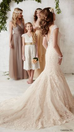 Christina Wu 2015 Wedding Dresses | Wedding Inspirasi