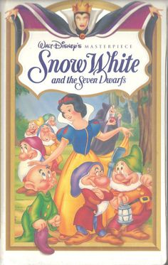 "A description of tropes appearing in Snow White and the Seven Dwarfs. Walt Disney made ""Snow White"" into an animated movie in the first full-length … Disney Love, Disney Magic, Princesse Walt Disney, Retro Video, Images Disney, Snow White Seven Dwarfs, Der Computer, Mickey Mouse, Movies Worth Watching"