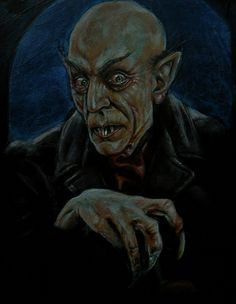 Count Orlok  from Nosferatu by Legrande62.deviantart.com on @DeviantArt