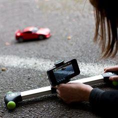 Mobislyder Portable Camera Stabilizer