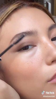 Edgy Makeup, Makeup Eye Looks, Pretty Makeup, Light Makeup Looks, Minimal Makeup, Simple Makeup, Contour Makeup, Skin Makeup, Beauty Makeup