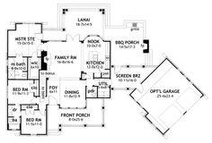 1698 sq ft cottage