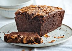Chocolate-Coconut Pound Cake Recipe - Bon Appétit