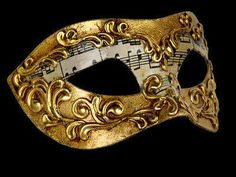 Musica Masquerade Mask...Just love it!