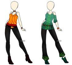 Custom Fashion 2 by Karijn-s-Basement.deviantart.com on @DeviantArt