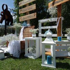 wedding decoracion pallet palet pallets palletwood