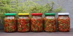 ételízesítő házilag--tartósítószer nélkül----forrás: Hungarian Recipes, Gourmet Gifts, Food 52, My Recipes, Pickles, Food And Drink, Tasty, Jar, Canning