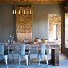 Jantar minimalistas: inspirações - Marie Claire Maison