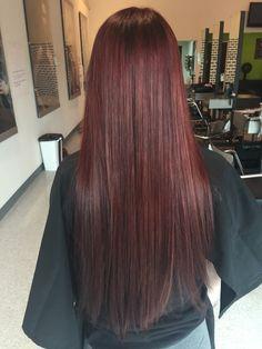 Reddish Brown Hair Color, Chocolate Brown Hair Color, Burgundy Hair, Brown Hair Colors, Hair Colours, Auburn, Hair Dye Shades, Dyed Red Hair, Glossy Hair