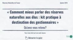 Quizz kit élus by deborah.