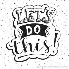 Dag 21 #dutchlettering . . . #letterart #lettering #handlettering #handdrawn #handwritten #handmadefont #sketch #doodle #draw #tekening #illustrator #typspire #dailytype #typedaily #modernlettering #moderncalligraphy #quote #illustration