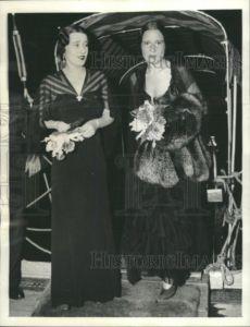 1955 Press Photo Gloria Vanderbilt Film Actress Chicago