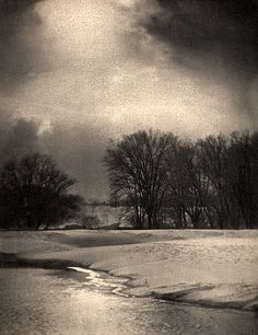 George H. Seeley  Winter Landscape  1910 (ca)